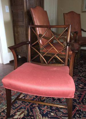 Chair, very fine Arthur Brett antique reproduction for Sale in Atlanta, GA