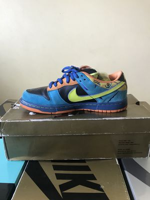2007 Nike Dunk Low Pro Sb Skate Or Die sz 9 for Sale in Silver Spring, MD