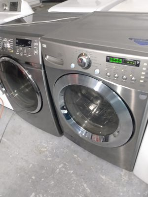 LG washer and dryer Samsung electric for Sale in Orlando, FL