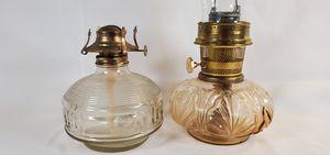 Vintage Oil Lamps for Sale in Georgetown, TX