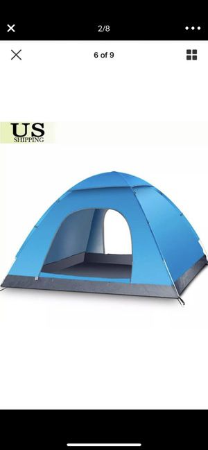 Pop -up party tent new in box 4 person! for Sale in Norcross, GA