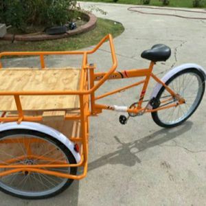 Strong new cargo bike worth $1500 for Sale in Anaheim, CA