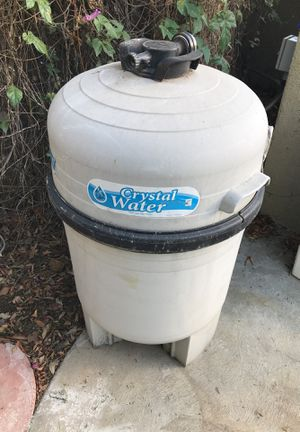 Pool and spa filter for Sale in Santa Ana, CA