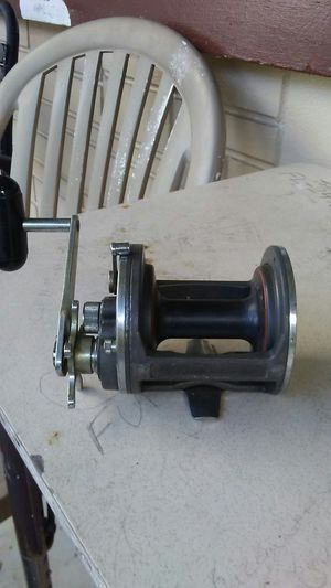 Deep sea reel. Good condition. Works great. for Sale in Pinellas Park, FL