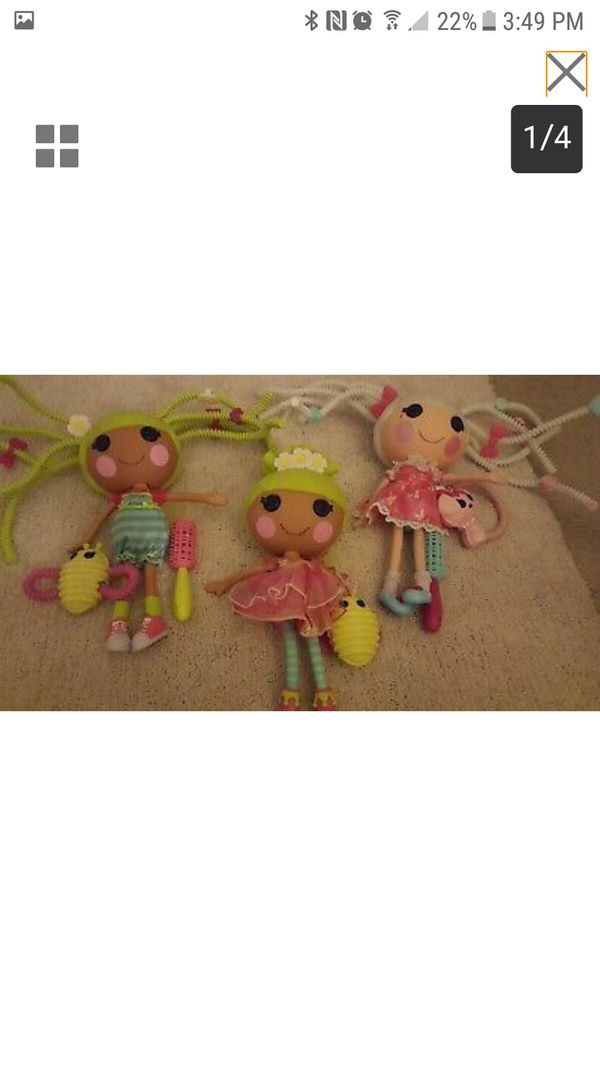 Large Lalaloopsy great condition!!