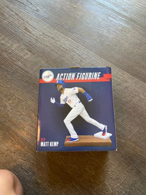 Matt kemp action figure never opened for Sale in Arroyo Grande, CA
