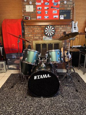 Full Tama drum set for sale!!! for Sale in Norcross, GA