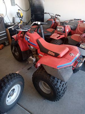 84 Honda 200S ATC .Excellent condition. for Sale in Marana, AZ