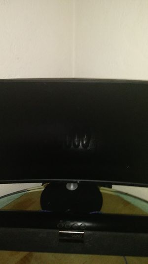 Curved tv for Sale in Manteca, CA
