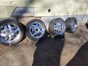 18 inch rims for Sale in Rochester, NY
