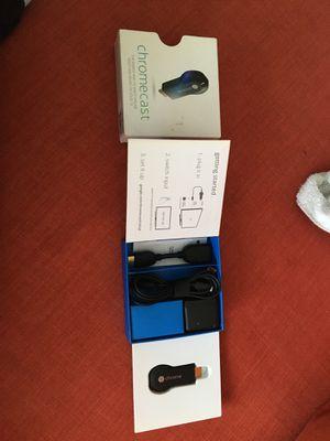Chromecast for Sale in San Diego, CA