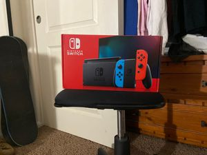 Nintendo switch used 3 times for Sale in Gilbert, AZ
