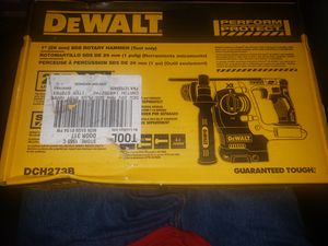 SDS Rotary Hammer Drill for Sale in Kansas City, MO