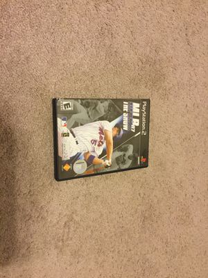 PlayStation2 MLB 07 The Show - Video Game for Sale in Quincy, IL