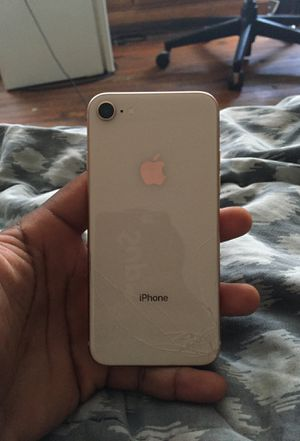 iPhone 8 64gb AT&T, Cricket, H2o, Net 10 Etc. for Sale in Philadelphia, PA