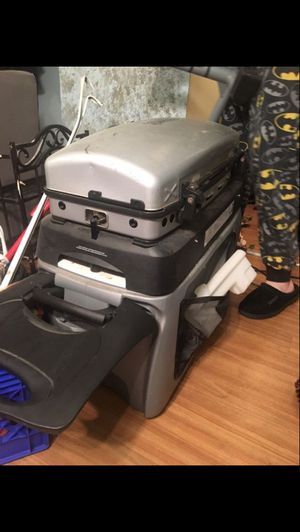 Grill cooler combo for Sale in Worcester, MA