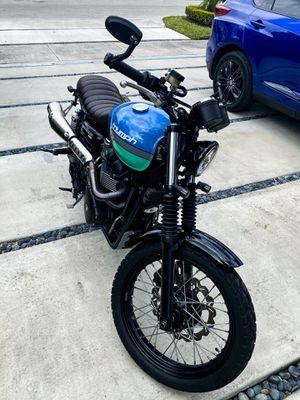 Triumph Scrambler motorcycle for Sale in North Miami, FL