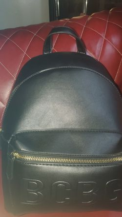 BCBG Logo Mini leather backpack, Nwt for Sale in Raleigh,  NC