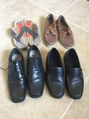 (4) Men's shoes NEW size 12-13 for Sale in Castro Valley, CA