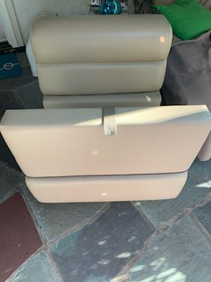 Brand new pontoon seat for Sale in New Milford, NJ
