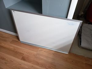 White Board for Sale in Security-Widefield, CO