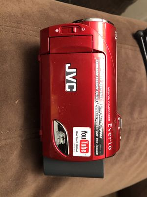 JVC Memory Camcorder GZ-MS100 for Sale in Oregon City, OR