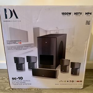 Theater System Danon Acoustics for Sale in Los Angeles, CA