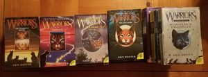 Warrior Cats Books for Sale in Anderson, MO