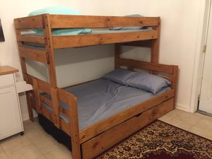 3 sleeping bunk bed for Sale in Nashville, TN