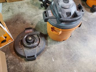 2x 5 peak HP Rigid Construction Vacuum Motors for Sale in St. Louis,  MO