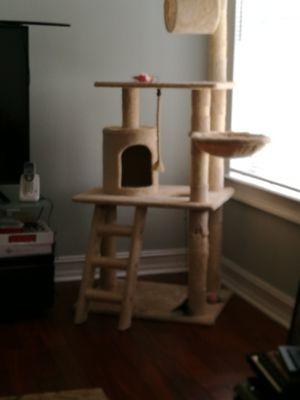 Cat Condos 4-level Cat Lounger House for Sale in Hampton, GA