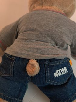 Teddy Bear With Star Wars Outfit for Sale in Hillsboro,  OR