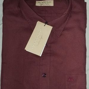 Burberry LONDON Men's Shirt / With Tags Size XL 100% Authentic! for Sale in Seattle, WA