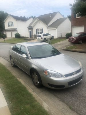 2006 Chevy Impala SS for Sale in Dallas, GA