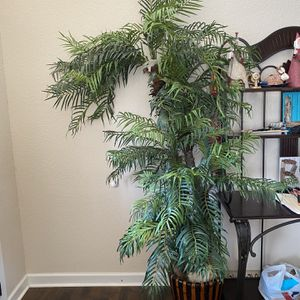 Palm Tree Artificial Plant for Sale in Hampton, VA