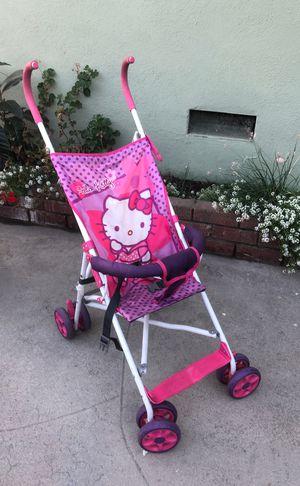 Hello kitty stroller for Sale in Norwalk, CA