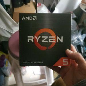 AMD Ryzen 5 5600X 6 core 4.6GHz 12 thread Processor for Sale in Las Vegas, NV