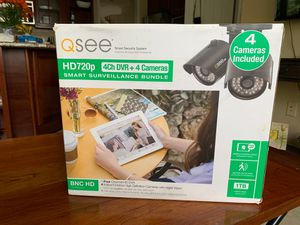 Smart security System HD with DVR for Sale in South Riding, VA