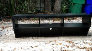 Floating TV stand for Sale in Miami, FL