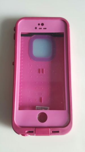 Iphone 5s lifeproof case for Sale in New Bedford, MA