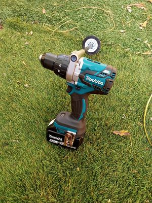 Makita Hammer drill LXT 18v for Sale in Santa Barbara, CA