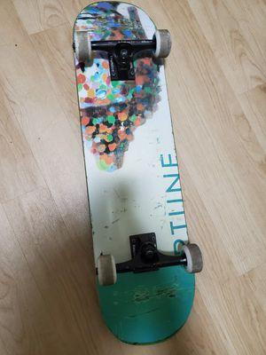 Skateboard Fortune Nyjah wheels Thunder trucks for Sale in San Mateo, CA