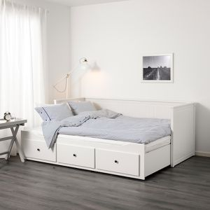 Daybed with trundle/mattresses/drawers for Sale in Durham, NC