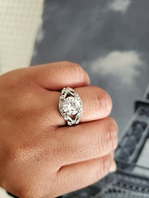 925 silver plated ring for Sale in Indianapolis, IN