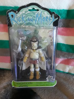 Rick and Morty Action Figure for Sale in Cleveland, OH
