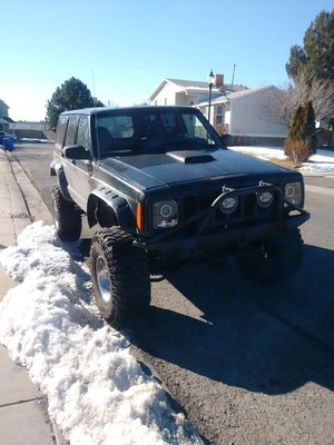 Lifted 98 Jeep Cherokee for Sale in Salt Lake City, UT