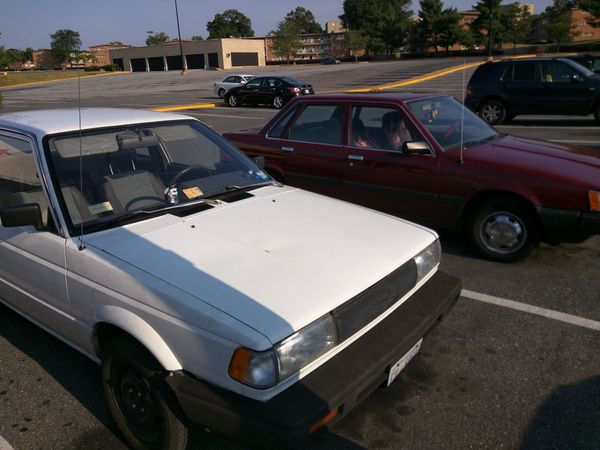 1989 sentra b12 whole or parts manual