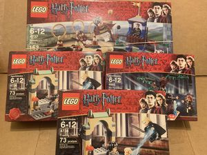Harry Potter Legos ! for Sale in Los Angeles, CA