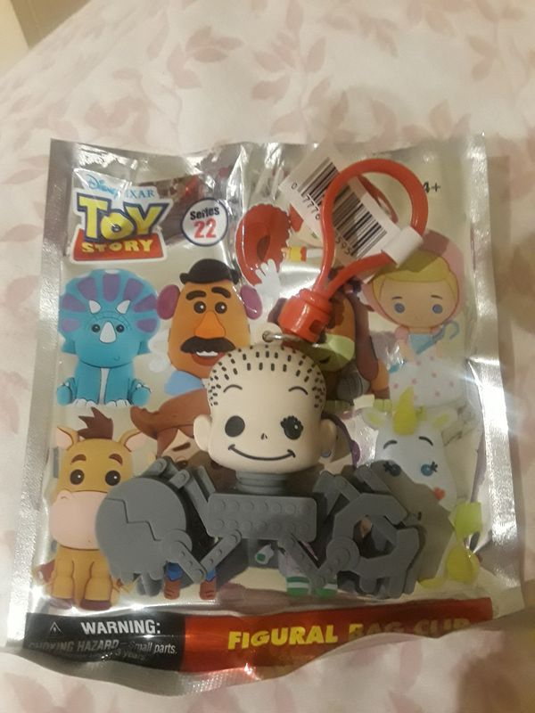 Disney Toy Story Exclusive Figural Collectable New Keyring