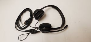 Logitech H390 USB Wired Headset for Sale in Glendale, AZ